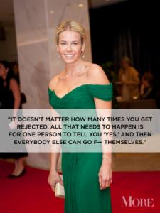 If all else fails, take Chelsea Handler's advice :)
